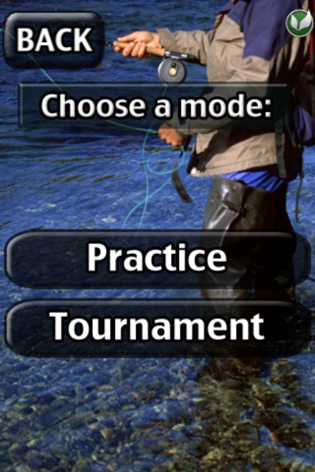 Screenshot i Fishing Fly Fishing Edition Lite