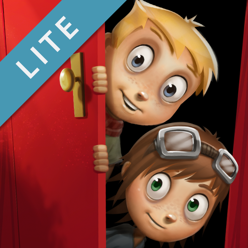 Storm & Skye - An Animated Magical Adventure Story for Kids (Lite)